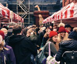Marché de Bristol UK